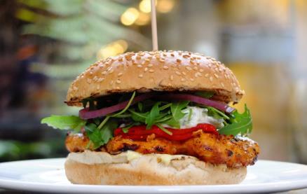 Gourmet Burger Kitchen (Bayswater) -Food 1