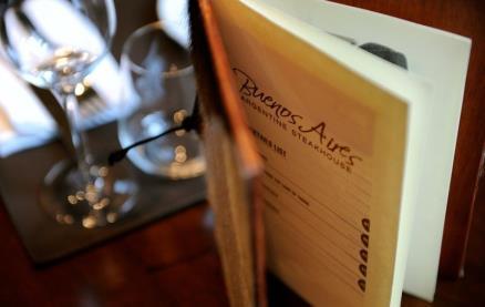 Buenos Aires Restaurant (Chiswick) -Interior 1
