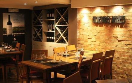 Buenos Aires Restaurant (Wimbledon) -Interior 1