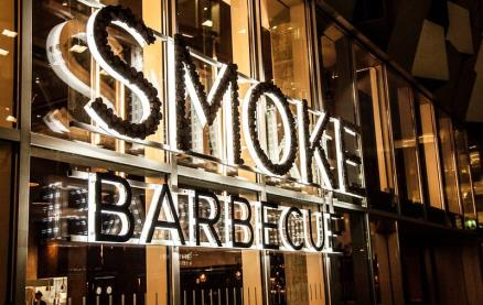 SMOKE Barbecue (Sheffield) -Interior 1