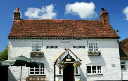The Horse and Groom (Chichester) -Exterior