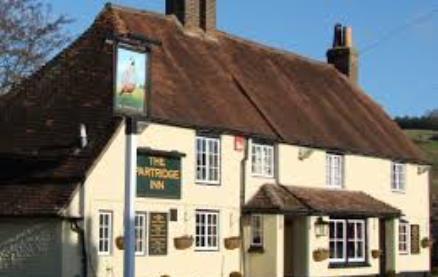 The Partridge Inn -Exterior