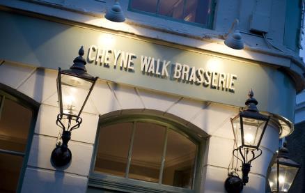 Cheyne Walk Brasserie -Exterior