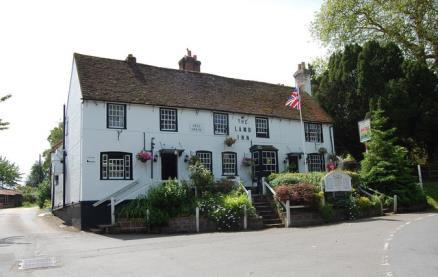 The Lamb Inn (Wartling) -Exterior