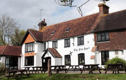 The Fox Inn (Rudgwick) -Exterior