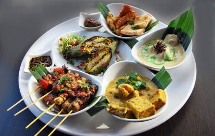 Warung Tujuh Indonesian Restaurant -Food 1