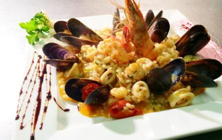 Giorgios Restaurant -Food 1