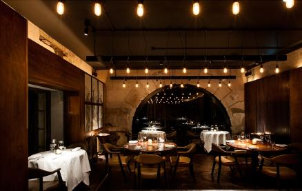 New Street Grill -Interior 1