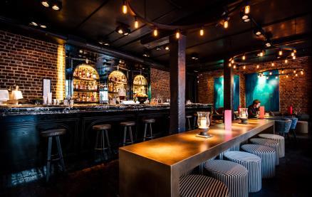 Old Bengal Bar -Interior 1