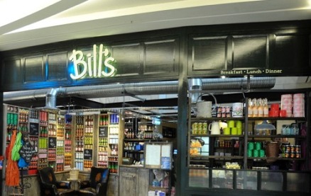 Bill's - Bluewater -Exterior