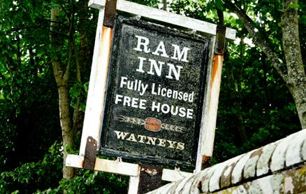 The Ram Inn -Exterior