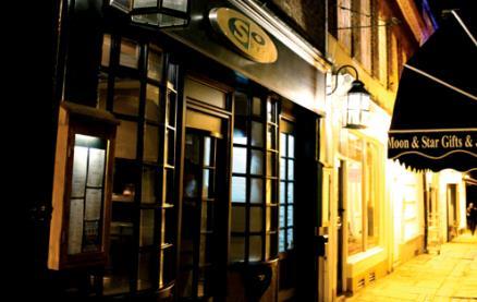 So Bar -Exterior