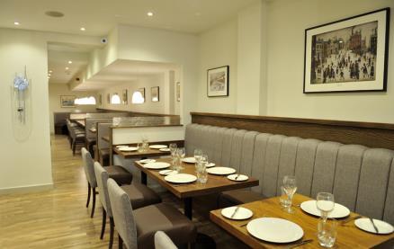 Wimsey's Restaurant -Interior 1