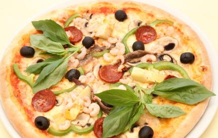 Donatello -Food 1