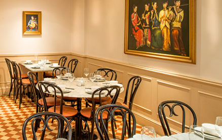 Bugis Street Brasserie (Kensington) -Interior 1