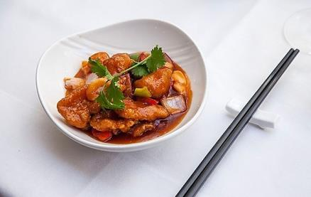 Le Chinois Restaurant and Bar -Food 1