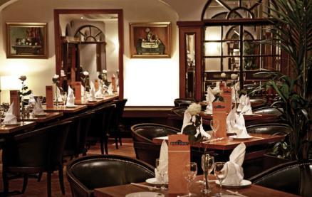 The Brasserie Restaurant & Bar -Interior 1