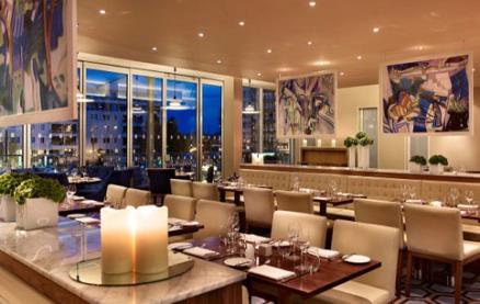 Chelsea Riverside Brasserie -Interior 1