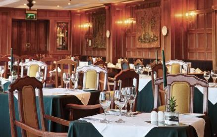 Raglans Restaurant -Interior 1