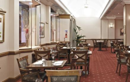 Bentley's Brasserie -Interior 1