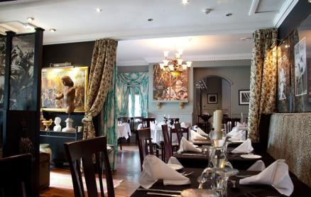 Antico Restaurant (Newcastle) -Interior 1