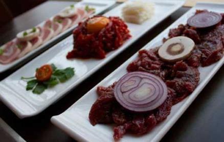 Mannaza Korean Grill House -Food 1