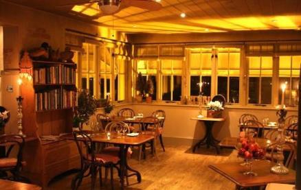 Café  Poste Brasserie -Interior 1