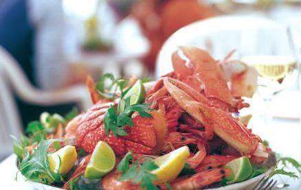 Green Island Restaurant -Food 1