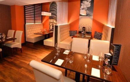 Maze Restaurant -Interior 1