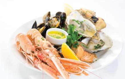 Mourne Seafood -Food 1