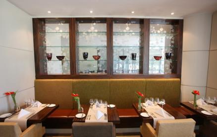 Caprice Restaurant & Terrace -Interior 1