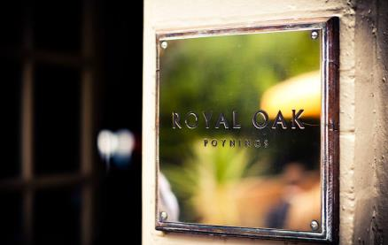 Royal Oak (Poynings) -Exterior