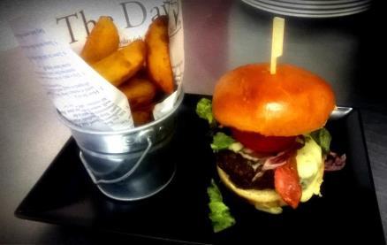 Belvedere Café Restaurant -Food 1