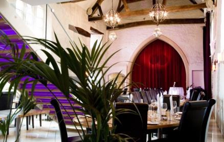 The Church Restaurant -Interior 1