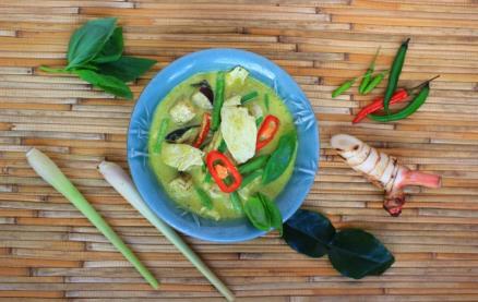Doi Intanon Thai Restaurant -Food 1