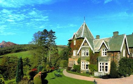 The Restaurant @ Holbeck Ghyll -Exterior