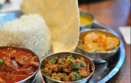 Masala Zone (Covent Garden) -Food 3