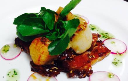 Mackerel Sky Café Bar -Food 1