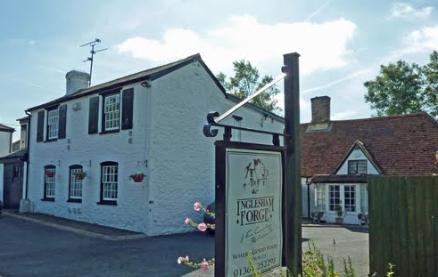 Inglesham Forge -Exterior