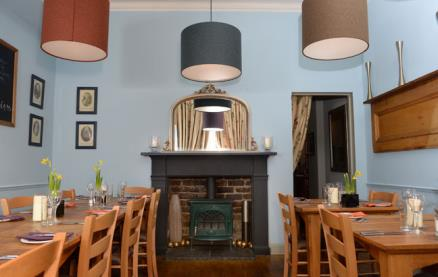Stac Polly (St Mary's Street Bistro) -Interior 1