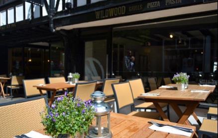 Wildwood (Canterbury) -Exterior