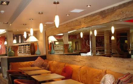 Baroosh (Chelmsford) -Interior 1