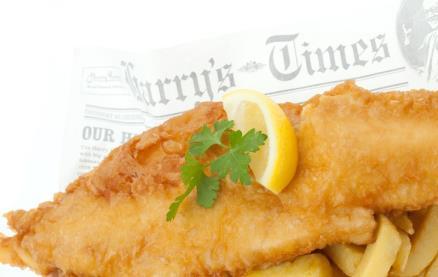 Harry Ramsden's (Blackpool) -Food 1