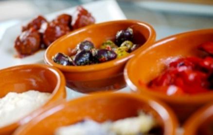 La Viña (Lymington) -Food 1
