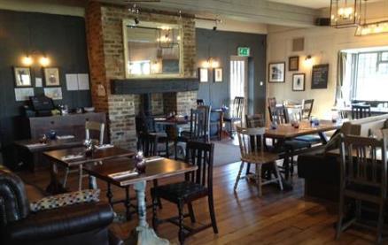 The Highlands Inn -Interior 1