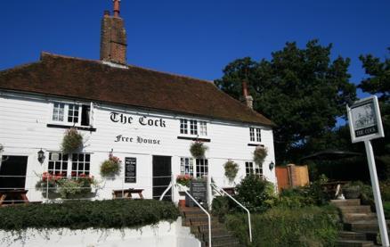 The Cock Inn (Ringmer) -Exterior