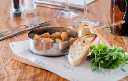 Aqua (Bristol - Whiteladies Rd) -Food 2