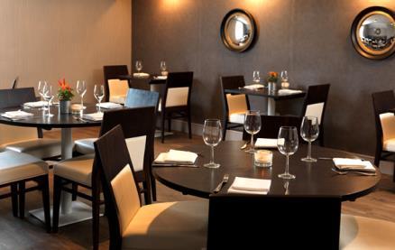Bucca Restaurant -Interior 1