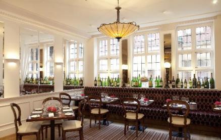 Castle Bow Restaurant -Interior 1