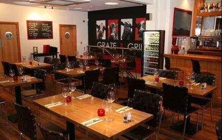 Deano's Graze & Grill -Interior 1